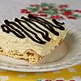 cream puff squares