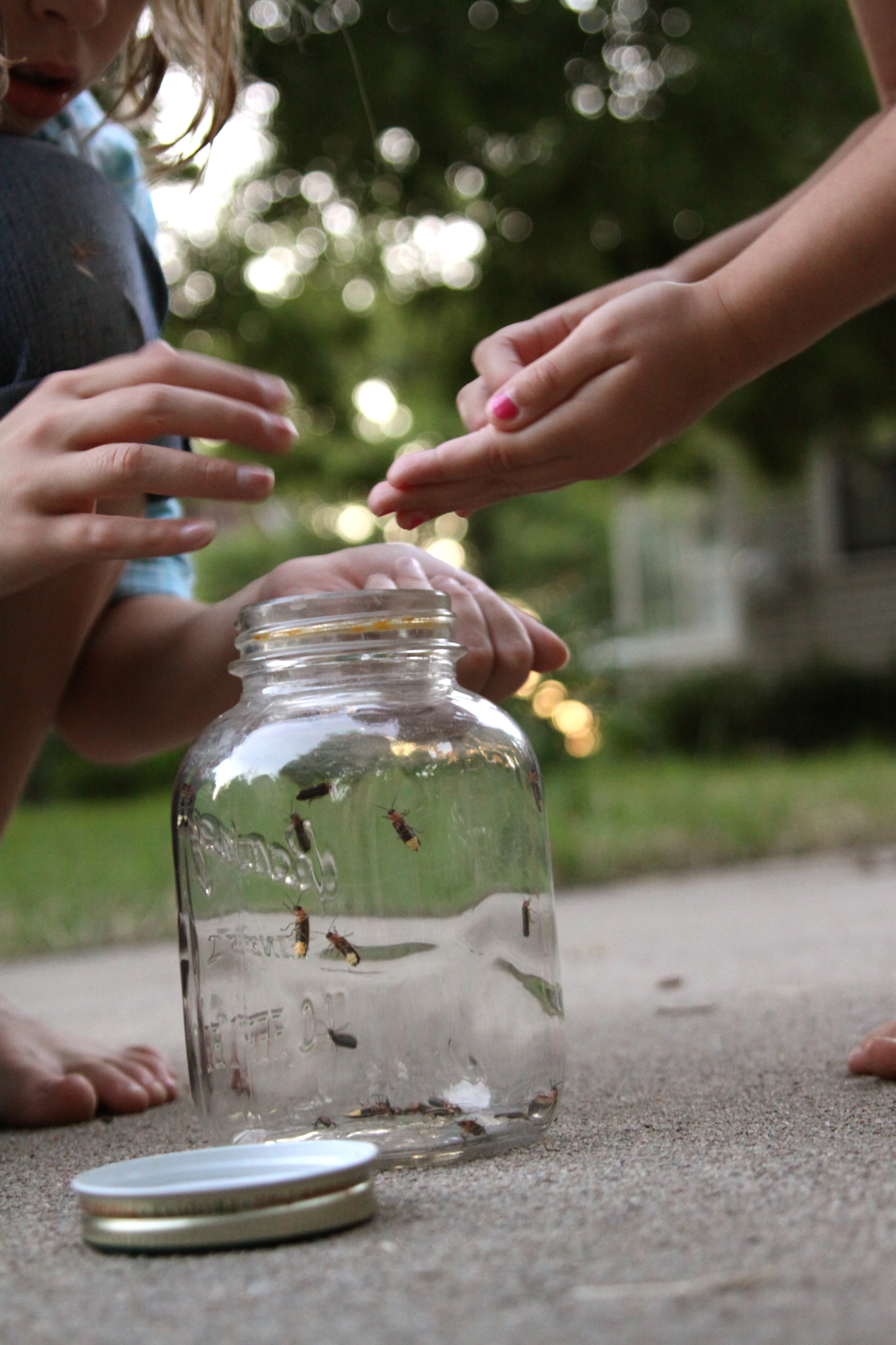Classic Catching Fireflies Summer Party Ideas | Cool And Classic Kids Party Ideas For The Homesteading Family