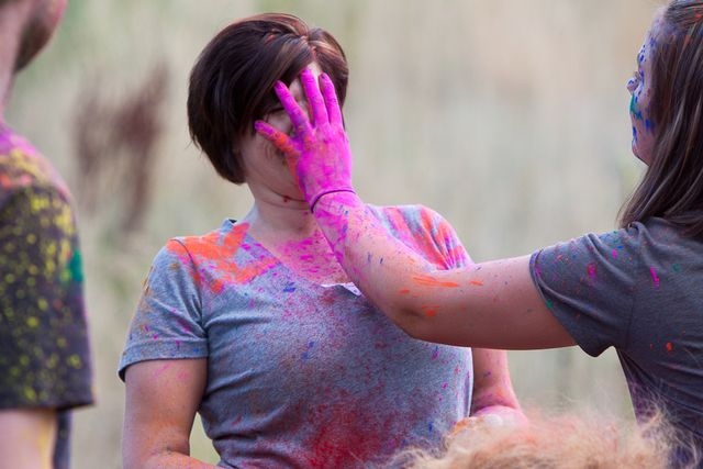 Holi Powder War 11-3
