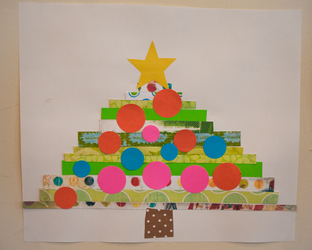 Paper Crafts For Christmas Whatever Two Craftsone Post