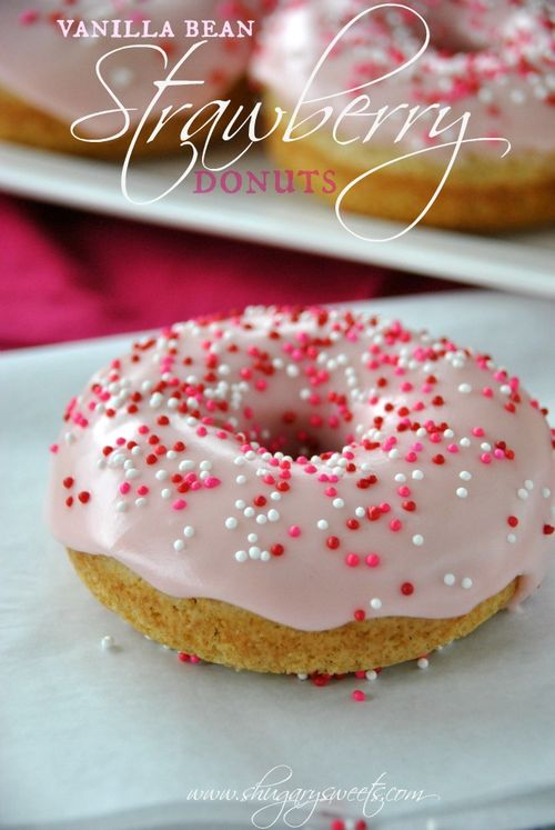 Vanilla_Bean_Strawberry_Donuts