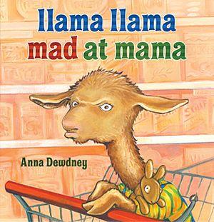 Llama_mad_at_mama