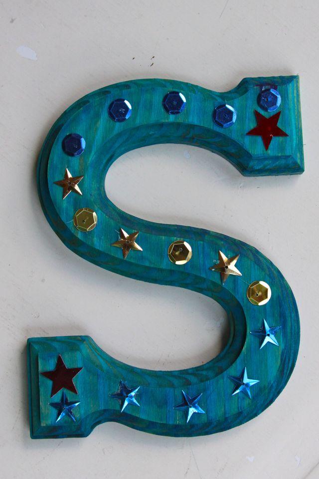 creative initials